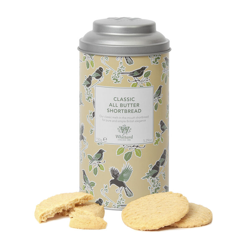 Classic Shortbread Biscuits and Tin