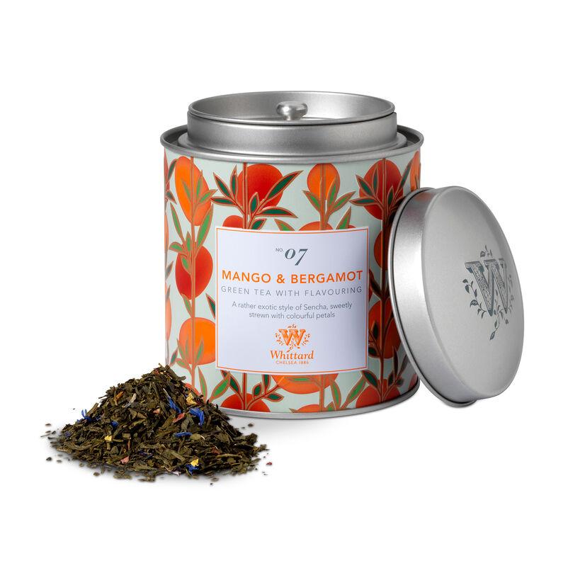 Image of Mango & Bergamot Tea Discoveries Caddy